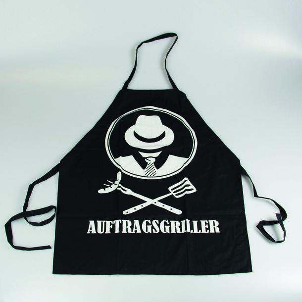 Grillschürze für §-Paragraphen-Griller & Auftrags-Griller