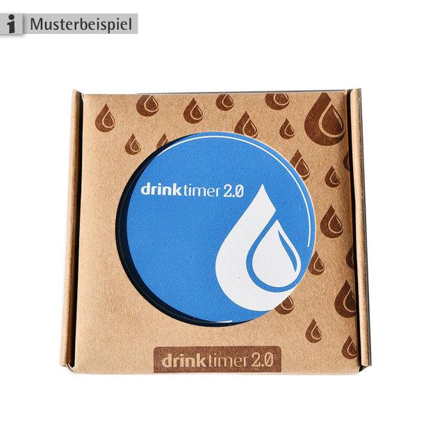 Drinktimer - Optisches & akustisches Trink-Memo für die Gesundheit