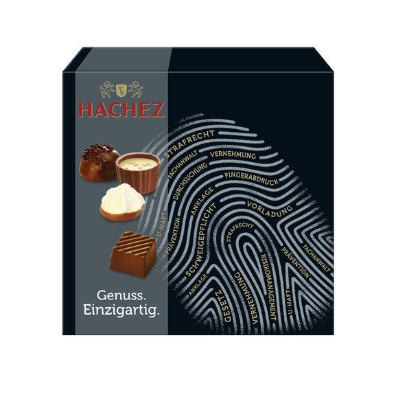 Fingerprint-Pralinen für den Staatsanwalt