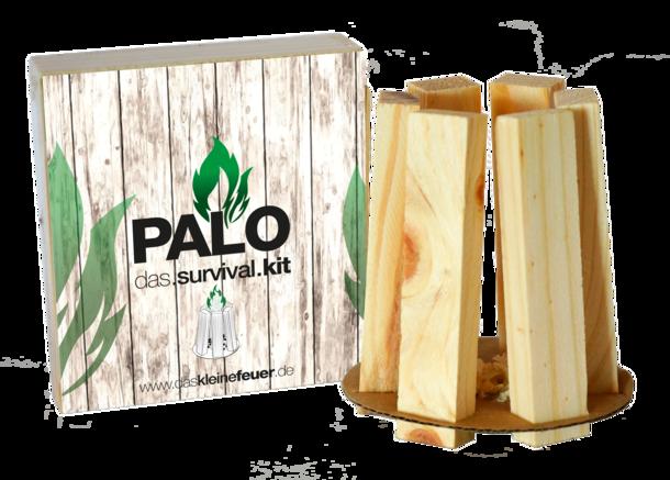 "PALO - survival.kit - ""Werbe""- Feuer & Flamme"