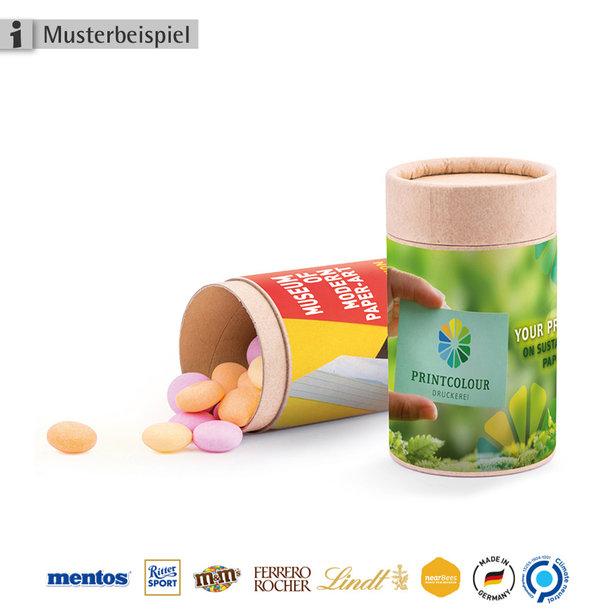 Papierdose - nachhaltige Verpackung für Süßigkeiten