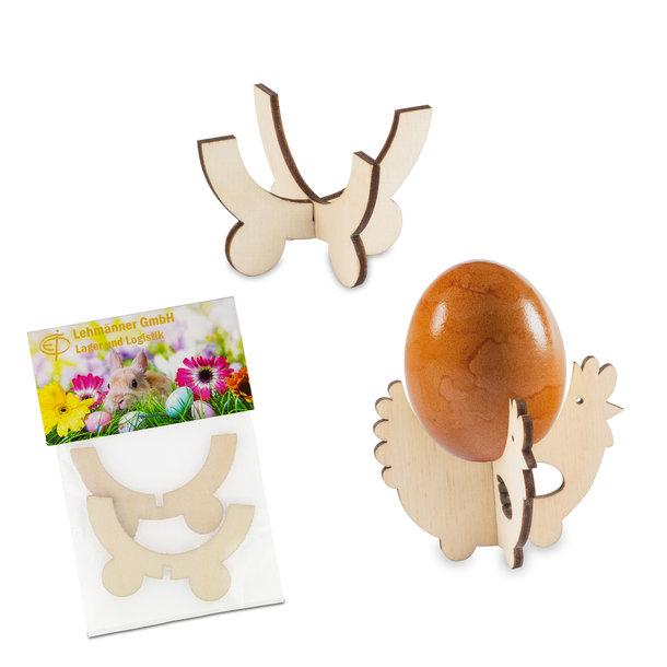 Steck-Eierbecher Huhn