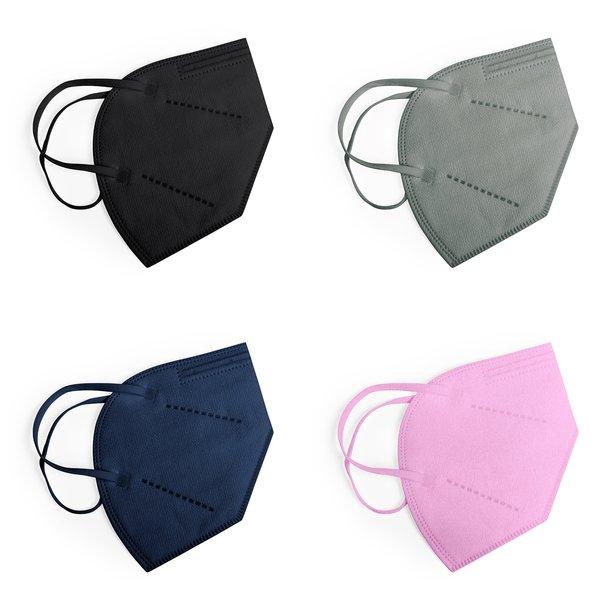 bunte FFP2 Atemschutzmasken