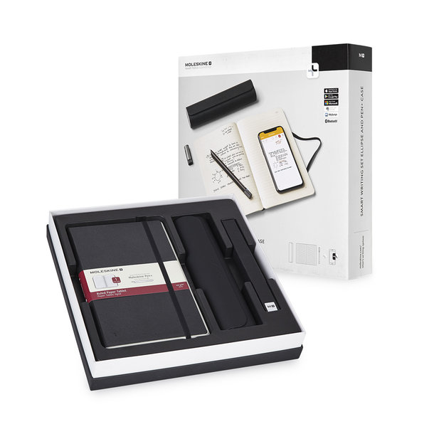 Moleskine - Smart Writing Set Ellipse and Case